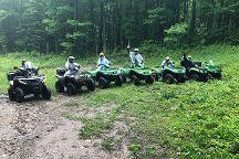 ATV Adventure Tours, Collingwood, Canada