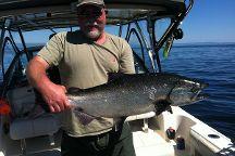 Coastal Island Fishing Adventures, Campbell River, Canada