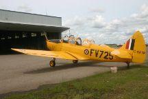 Commonwealth Air Training Plan Museum, Brandon, Canada