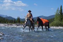 Cowboy Trail, Longview, Canada