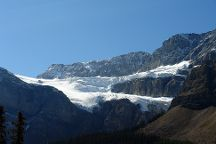 Crowfoot Glacier, Banff National Park, Canada