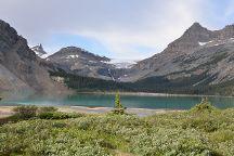 Crowfoot Glacier, Banff National Park, Canada