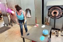 Fireweed Glass Studio, Canmore, Canada