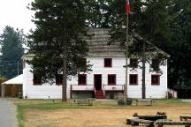 Fort Langley National Historic Site, Fort Langley, Canada
