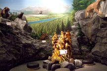 Galloway Station Museum and Travel Centre, Edson, Canada