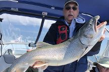 Grand Bend Fishing Charters, Grand Bend, Canada