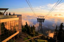 Grouse Mountain, North Vancouver, Canada