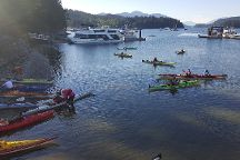 Halfmoon Sea Kayaks, Sechelt, Canada