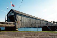 Hartland Covered Bridge, Hartland, Canada