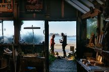 Henry's Carving Shed, Tofino, Canada
