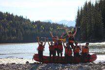 Hinton Rafting Adventures, Hinton, Canada