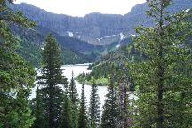 International Peace Park Hike, Waterton Lakes National Park, Canada