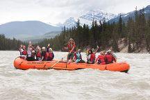Jasper Raft Tours, Jasper, Canada