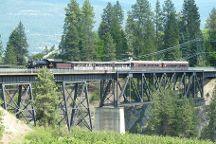 Kettle Valley Rail Trail, Okanagan Falls, Canada