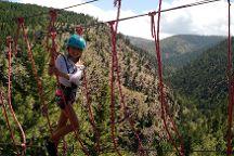 Myra Canyon Adventure Park, Kelowna, Canada