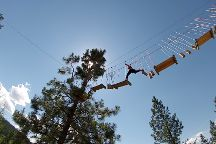 Myra Canyon Adventure Park