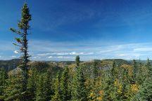 Parc National des Grands Jardins, Saint Urbain, Canada