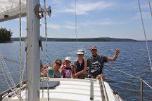 Richmond Adventure Planning - Sailboat Tours in Cape Breton, St. Peter's, Canada