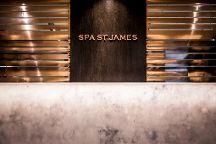 Spa St. James at the Ritz Carlton
