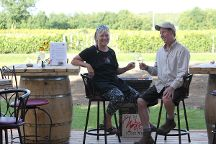 StoneCropAcres Winery and Vineyard, Morrisburg, Canada