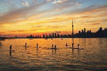 Toronto Island SUP, Toronto, Canada