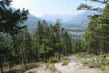 Tunnel Mountain Trail, Banff, Canada