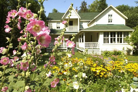 Bala's Museum with Memories of Lucy Maud Montgomery, Bala, Canada