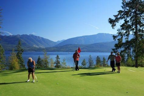 Balfour Golf Course, Balfour, Canada