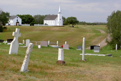Batoche National Historic Site, Batoche, Canada