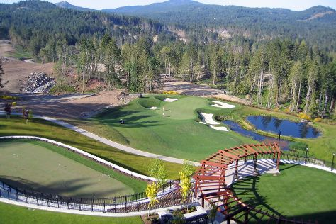 Bear Mountain Golf Resort - Mountain Course, Langford, Canada