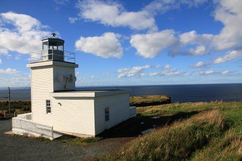 Bell Island Lighthouse, Bell Island, Canada