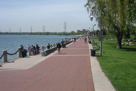 Burlington Waterfront Trail, Burlington, Canada