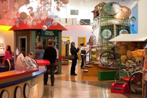 Musée canadien des enfants, Gatineau, Canada