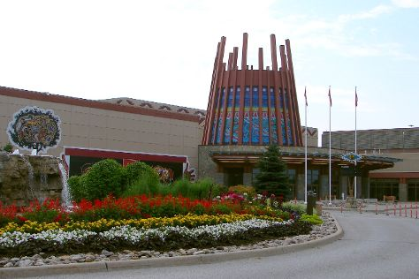 Casino Rama Resort, Rama, Canada
