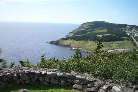 Castle Hill National Historic Site, Placentia, Canada