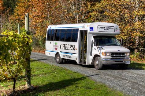 Cheers Cowichan Tours, Cowichan Bay, Canada