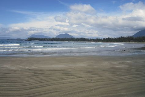 Chesterman Beach, Tofino, Canada