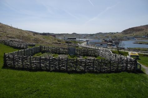 Colony of Avalon, Ferryland, Canada