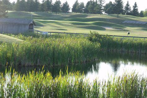 Covered Bridge Golf & Country Club, Hartland, Canada