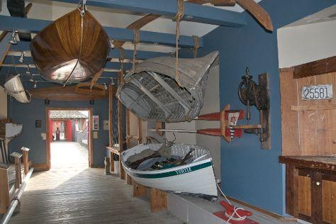 Cowichan Wooden Boat Society, Cowichan Bay, Canada