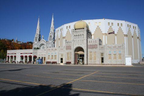 Cyclorama De Jerusalem, Sainte Anne de Beaupre, Canada