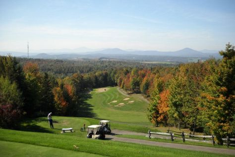 Dufferin Heights Country Club, Stanstead, Canada