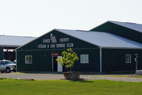 Essex County Steam & Gas Engine Museum, McGregor, Canada