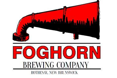 Foghorn Brewing Company, Rothesay, Canada
