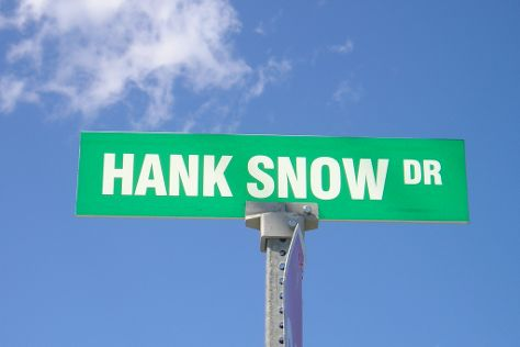 Hank Snow Home Town Museum, Liverpool, Canada
