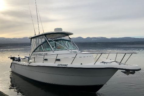 Island Pursuit Sport Fishing, Comox, Canada
