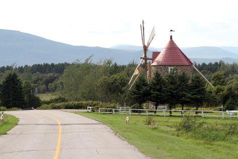Isle-aux-Coudres, Quebec, Canada