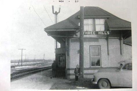 Kneehill Historical Museum, Three Hills, Canada