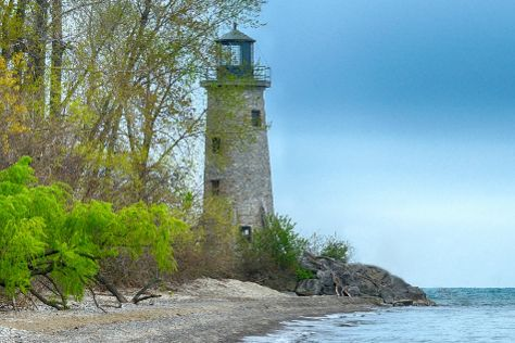 Lighthouse Point Provincial Nature Reserve, Pelee Island, Canada