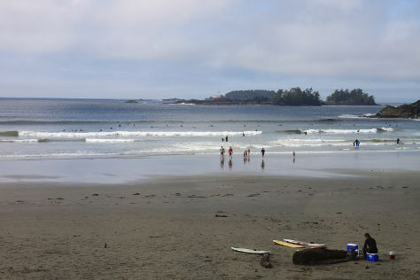 Long Beach, Tofino, Canada
